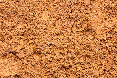 Texture layer from ground coffee Royalty Free Stock Images
