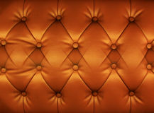 Texture of  leather. Closeup texture of leather brown Stock Photos