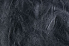 Texture of leather Stock Images