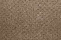 Texture of leather brown color with a reverse side Stock Image
