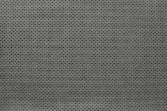 Texture leather of gray color with outer side Royalty Free Stock Image