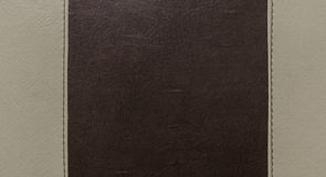 Texture of the leather products Royalty Free Stock Image