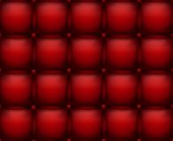 Texture leather upholstery sofa Royalty Free Stock Images
