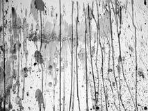 Texture ?lev?e de peinture d'?claboussure avec la sensation dramatique illustration stock