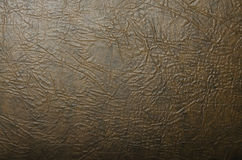 Texture light brown leather pattern. royalty free stock image