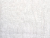 Texture of light linen fabric Stock Photo
