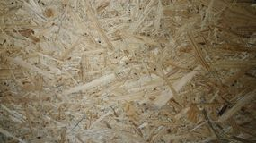 Texture of light plywood wood background Stock Image