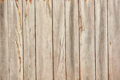 The texture of light wood. Planks vertical Royalty Free Stock Images