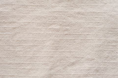 Texture of linen cloth Stock Photo