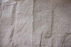 Texture of linen Stock Image