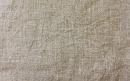 Texture of linen Stock Photography