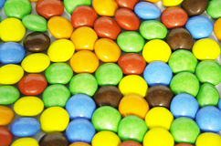Texture of a lot of colorful sweets. stock images
