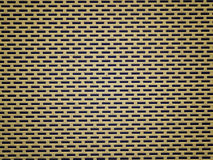 TExture of a loudspeaker Royalty Free Stock Photos