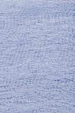 Texture médicale blanche de gaze de bandage, macro plan rapproché de fond texturisé abstrait, modèle de toile de tissu de coton n Images libres de droits