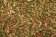 Texture mélangée d'épices photo libre de droits
