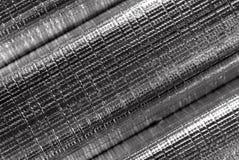 Texture métallique Images libres de droits