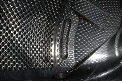 Texture métallique abstraite Photographie stock