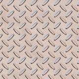 Texture métallique de panneau Photos stock