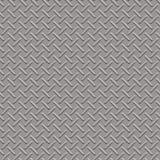 Texture métallique de panneau Image libre de droits