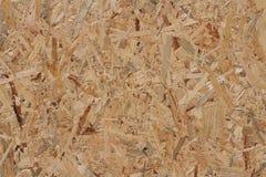 Texture macro wood chipboard. horizontal Royalty Free Stock Photos