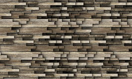 Texture made from old wood planks Stock Image