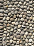 Texture made of rocks Royalty Free Stock Photography