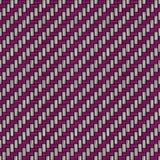 Texture magenta de fibre Images libres de droits
