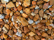 TEXTURE MAGMATIC ROCHE Royalty Free Stock Photography