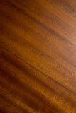 Texture of mahogany wood Stock Image