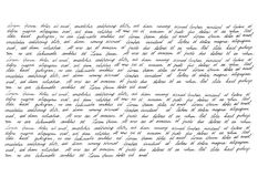 Texture manuscrite calligraphique de manuscrit d'écriture de manuscrit photos stock