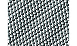 Weave texture background vector Stock Images