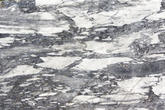 Texture of marble of grey color Royalty Free Stock Image