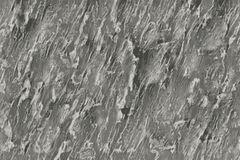 Texture of marble rock with gray and white patterns stock illustration
