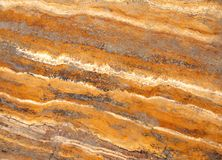 Texture of marble of yellow color stock photos