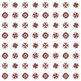 Texture with maroon rendering abstract fractal pattern Royalty Free Stock Photos