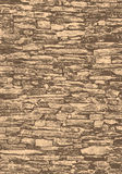 Texture of masonry in old style Stock Photos