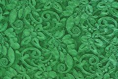 Texture of a material from lacy fabric Stock Photography