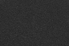 Texture of material rough sheets black color. Royalty Free Stock Photography
