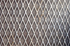 Texture of metal Royalty Free Stock Photography