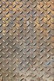 Texture of metal Stock Photography