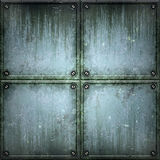Texture of metal. Royalty Free Stock Photos