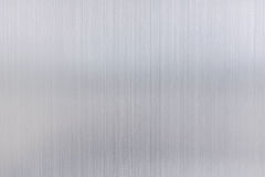 texture metal background of brushed steel plate Royalty Free Stock Photos
