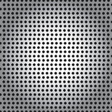 Texture Metal Background. Perforated Metal Pattern Background vector Royalty Free Stock Images