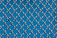 Texture of metal bars Stock Photos