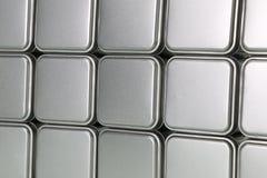 Texture of metal box Stock Image