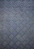 Texture. Metal dark list with rhombus shapes Royalty Free Stock Images