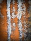 Texture of metal erosion. Grunge backdrop. Royalty Free Stock Photos