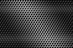Texture metal grill Royalty Free Stock Photos