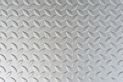 Texture of Metal Plate Stock Images