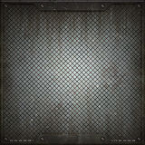 Texture of metal plate Stock Image